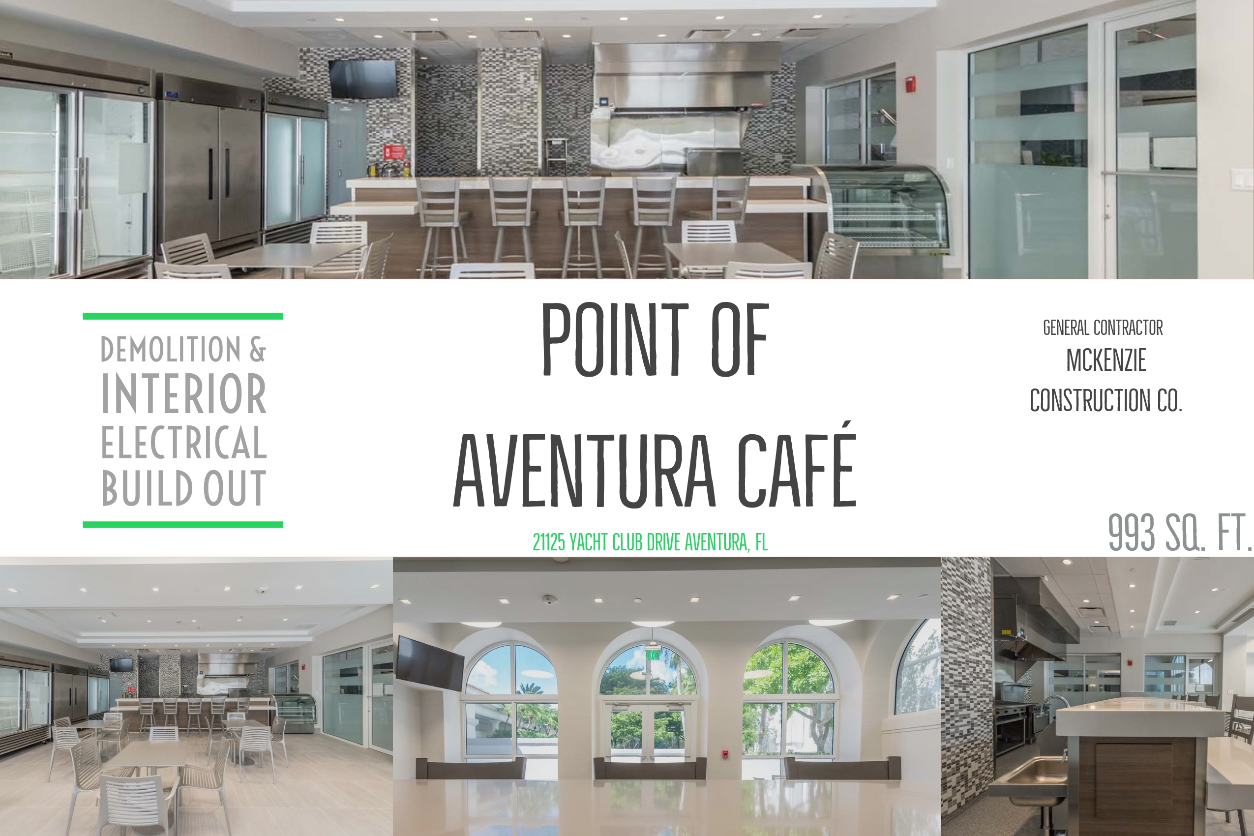 Point of Aventura Cafe, Aventura, FL
