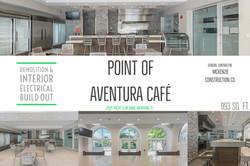 Point of Aventura Cafe, Aventura, FL