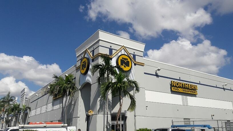 Northern Tool & Equipment, Miami, FL