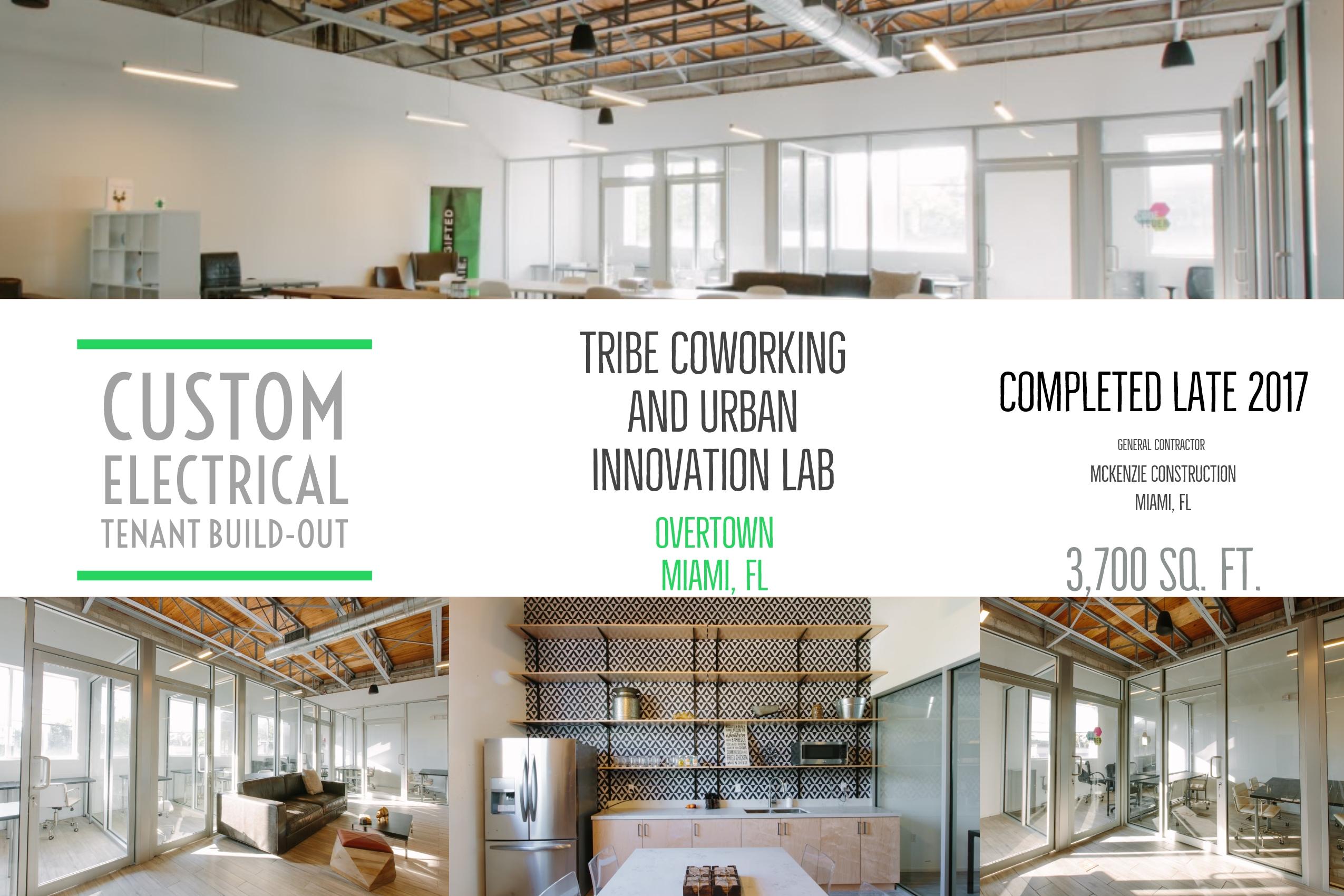 Tribe CoWorking & Urban Inv. Lab