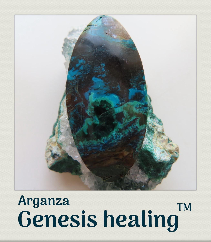 Arganza Genesis healingTM