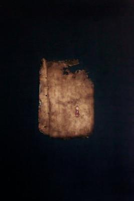 Gian trong bên trái_một quan âm -  Left in  the back room_A Goddess of Mercy