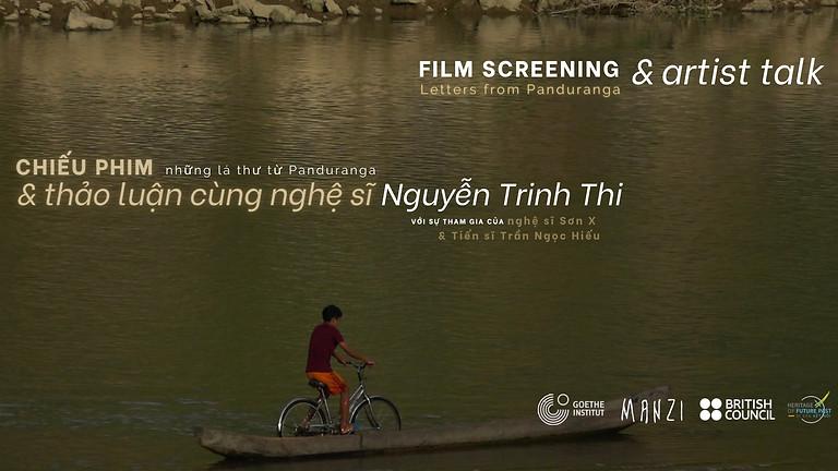 Chiếu phim & Trò chuyện nghệ sĩ | Film screening & Artist Talk