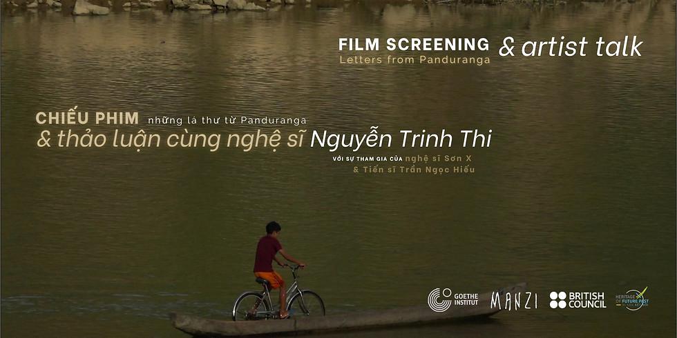 Chiếu phim & Trò chuyện nghệ sĩ   Film screening & Artist Talk