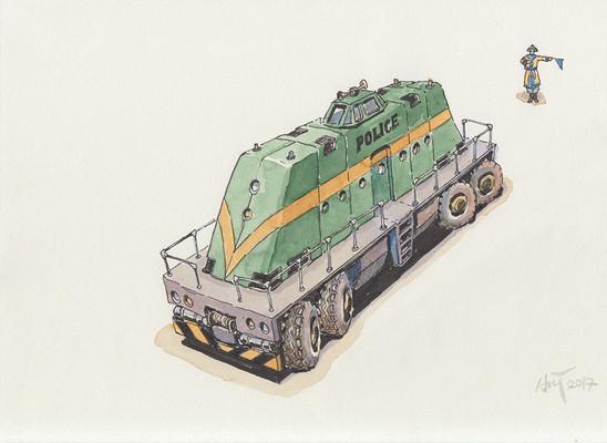 Xe Cảnh sát 2 - Vehicle for Police 2.jpeg