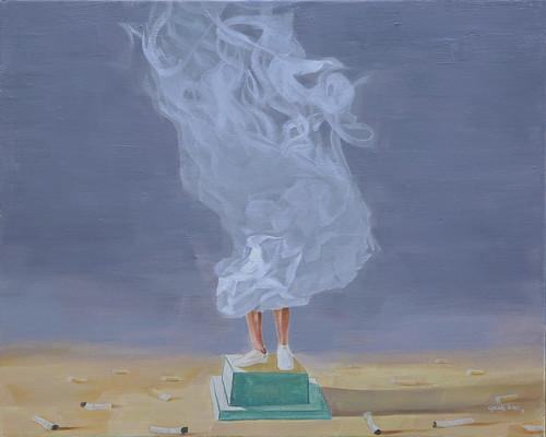 Tượng đài khói - The monument of smoke