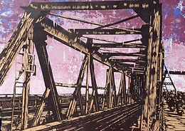 Long Bien Bridge #2