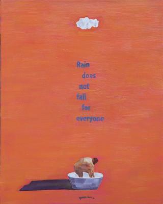 Mưa không rơi vì ai