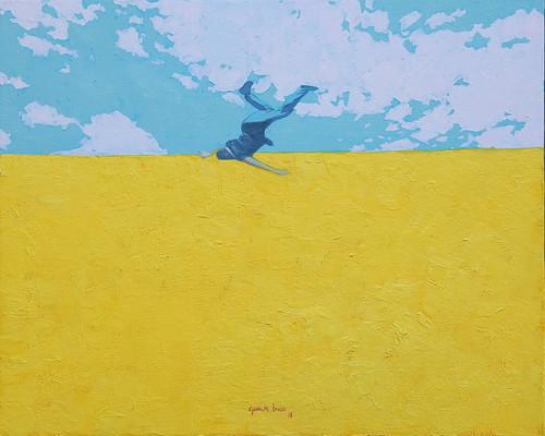 Rơi vào đường chân trời - Falling into the horizon