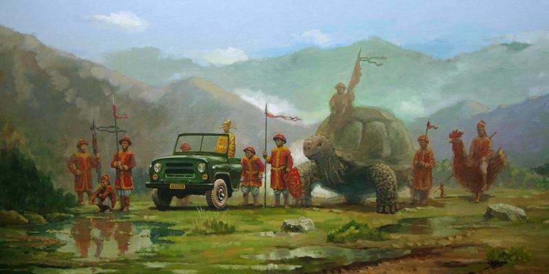 Hoàng đế vi hành - The King Roaming