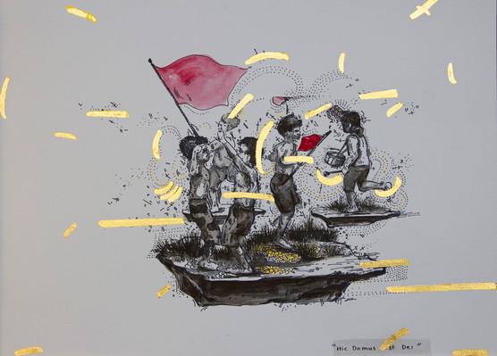 Săn bắn như một ẩn dụ chính trị # 08 | Hunting as a metaphor for politics # 08