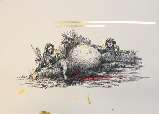 Săn bắn như một ẩn dụ chính trị # 04 | Hunting as a metaphor for politics # 04