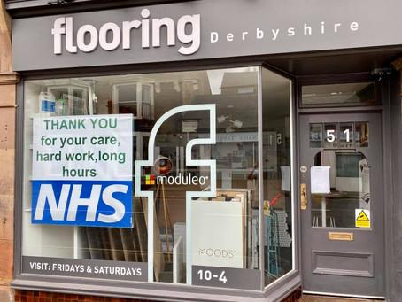 Flooring Derbyshire Covid-19 Response