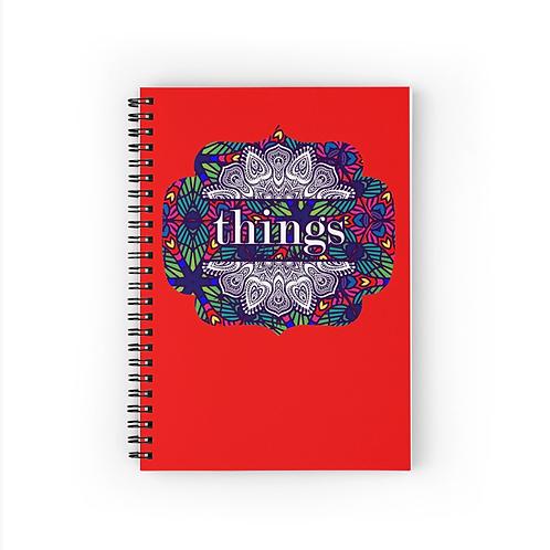 Things TT Notebook