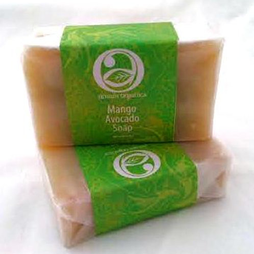 Amara Organics Mango Avocado Soap