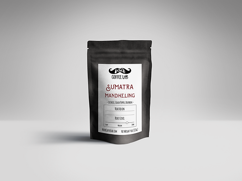 Sumatra Mandheling by Noir Coffee Lab