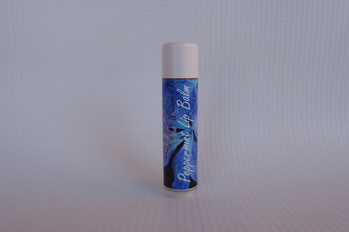 Peppermint Lip Balm by Vin Natural Cosmetics