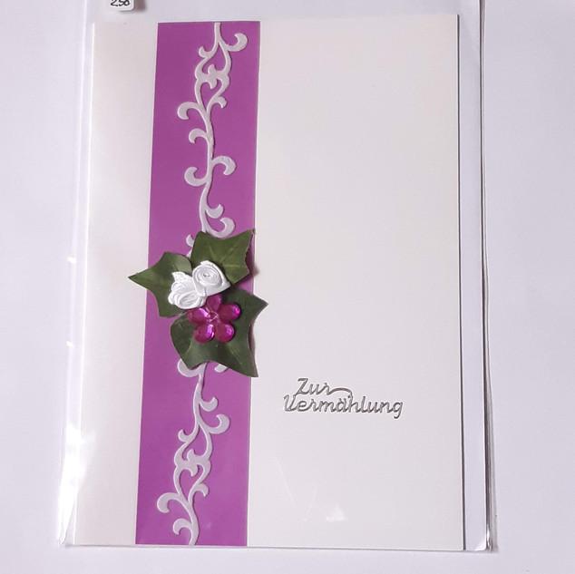 Hochzeitskarte Art. 002