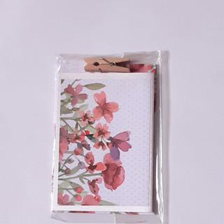 Kleine Karte Blumenwiese