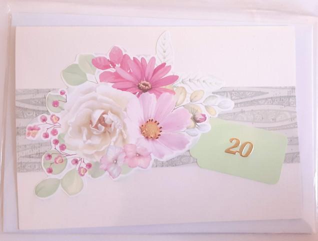 Art. 037     zum 20. Geburtstag