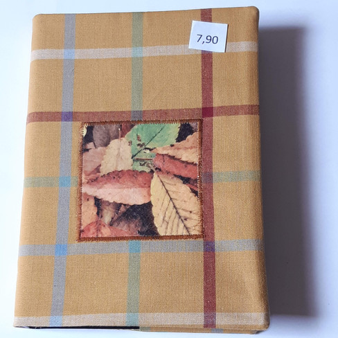 Notizbuch Blätter