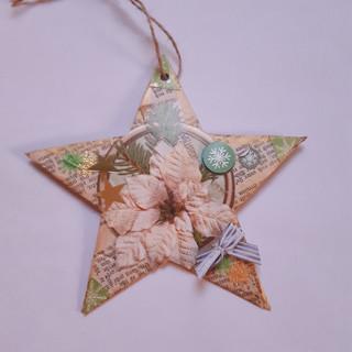 Stern grün                                 Weihnachten