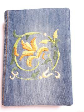 Notizbuch Jeans Art.001