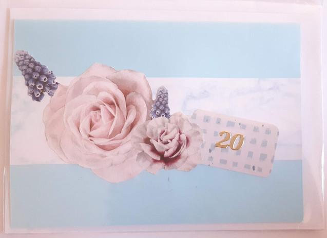 Art. 035  zum 20. Geburtstag