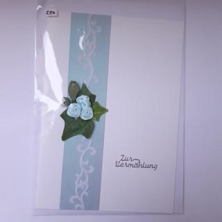 Hochzeitskarte Art. 018