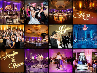 Wedding DJ, Los Angeles Wedding DJ, Lighting, Los Angeles lighting