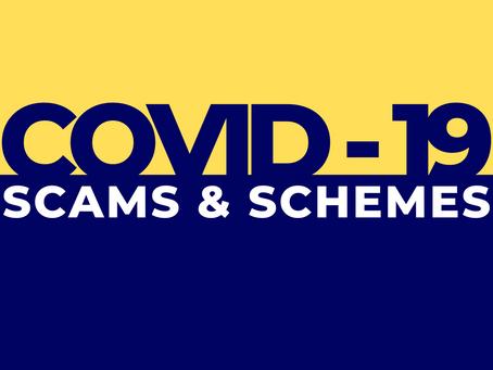 Beware of COVID-19 Vaccine Scams