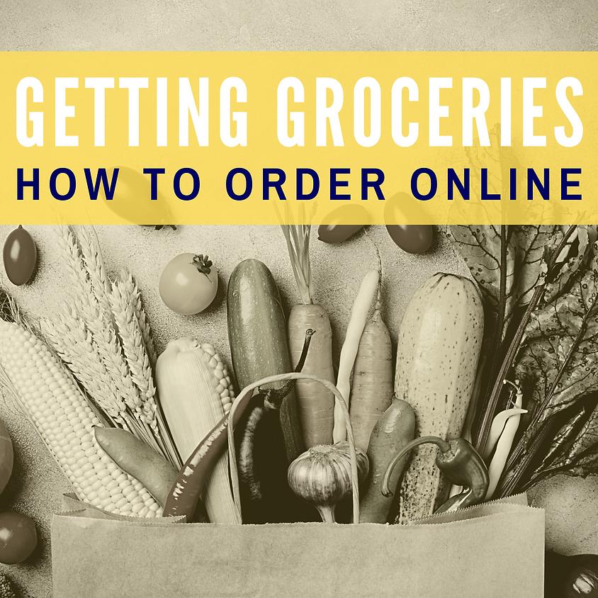 Getting Groceries Online
