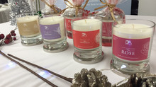 New candle range launched