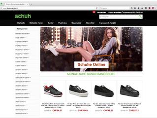 Immer mehr betrügerische Web-Shops