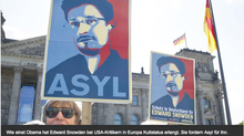 Snowden: Die digitale Welt ist einen andere geworden. - Quelle: NZZ 05. Juni 2014
