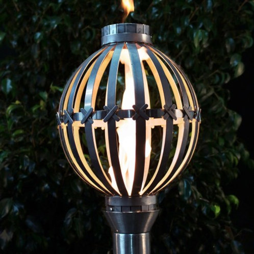 sphere fire torch