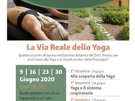 Alla scoperta dello Yoga