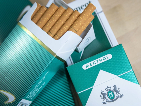 Massachusetts to Ban Menthol Cigarettes as Well as Flavored Vapes