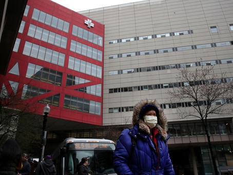 How will Massachusetts serve the underserved during the coronavirus pandemic?