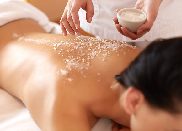 Exfoliation Massage