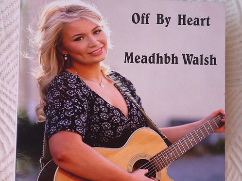 Off By Heart CD