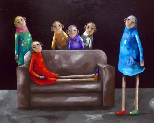 Peinture de Pascal Marcel