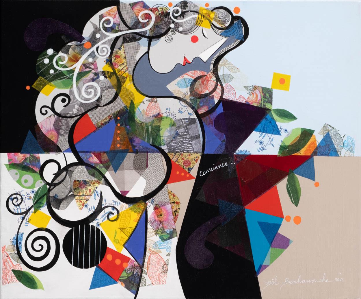 Peinture de Benharrouche