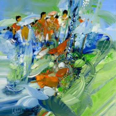 Peinture de Le Nalbaut
