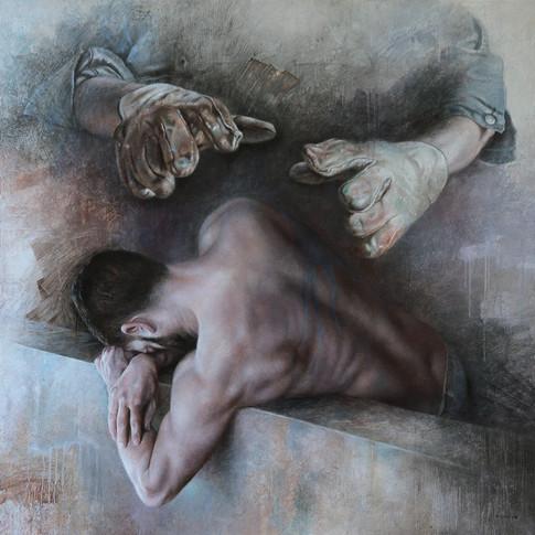 Lève-toi et peinds Pascal Chôve