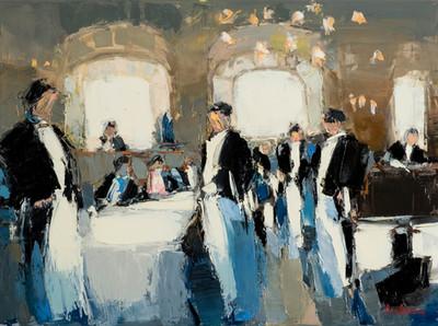 Peinture de Doutreleau