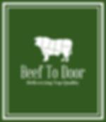 Beef to Door Logo