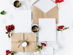 6 kroků k vytvoření dokonalých svatebních pozvánek