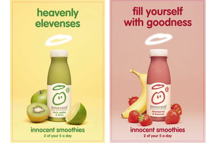 Innocent brand archetype Innocent