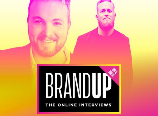 BrandUP Live: Daniel Reid, Head of Marketing at Navitas